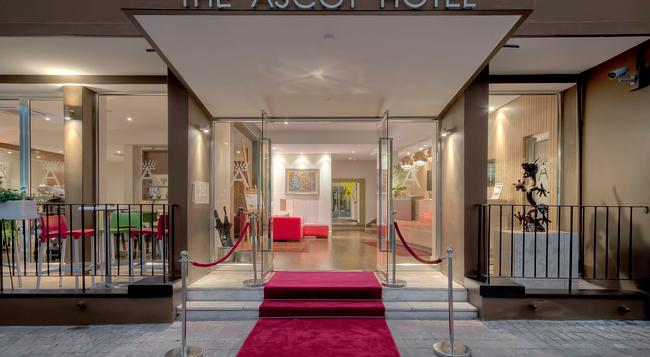 Ascot Boutique Hotel - ヨハネスブルグ - 建物