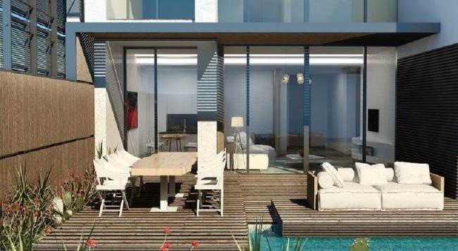 Nikki Beach Resort & Spa Bodrum - ボドルム - 寝室