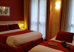 オテル レ シガル - ニース - 寝室