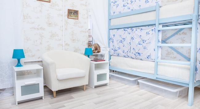 ホステルス ルース ストラストノイ ブルヴァー - モスクワ - 寝室