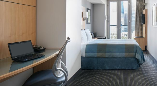 ワールド センター ホテル - ニューヨーク - 寝室