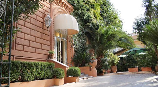 ホテル ヴィラ デッレ ローゼ - ローマ - 建物
