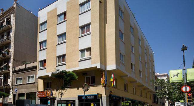オスタル バルセロナ - バルセロナ - 建物