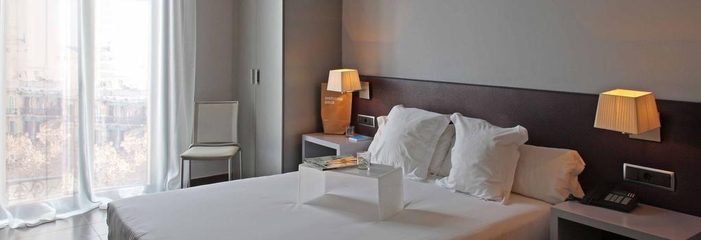 シック & ベーシック ズー - バルセロナ - 寝室