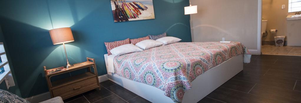 ベッド アンド ドリンクス - マイアミ・ビーチ - 寝室