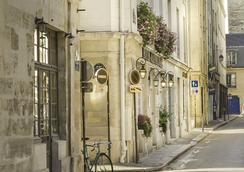 オテル ジャンヌ ダルク ル マレ - パリ - 屋外の景色