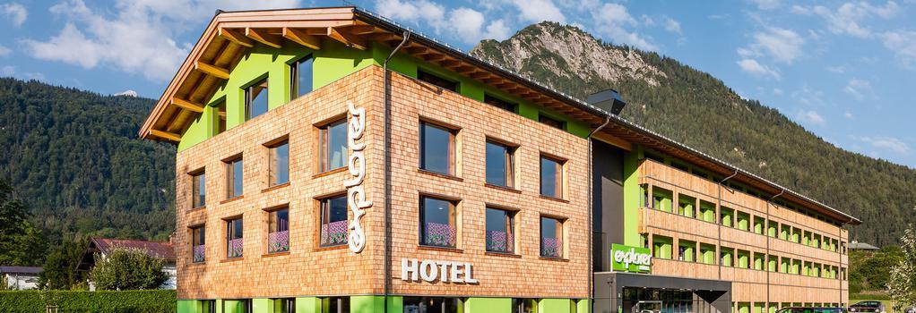 Explorer Hotel Berchtesgaden - ベルヒテスガーデン - 建物