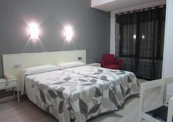 Hotel Acebos Azabache Gijón - Gijon - 寝室
