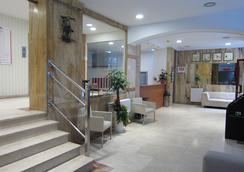 Hotel Acebos Azabache Gijón - Gijon - ロビー