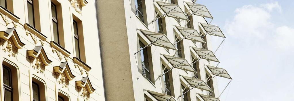 Hotel Josef - プラハ - 屋外の景色