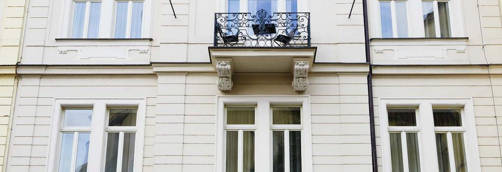 Hotel Maximilian - プラハ - 屋外の景色
