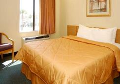 Hathaway Inn - Panama City - 寝室
