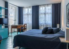 ホテル ホーフガルテン ルツェルン - ルツェルン - 寝室