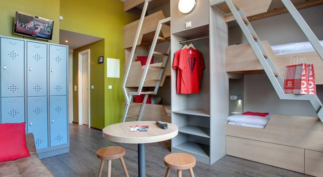 マイニンガー ホテル ベルリン ミッテ - ベルリン - 寝室