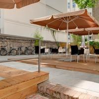 マイニンガー ホテル ベルリン ミッテ Terrace/Patio