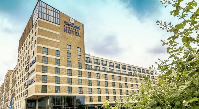 ウエストコード ファッション ホテル アムステルダム - アムステルダム - 建物