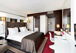 WestCord Fashion Hotel Amsterdam - アムステルダム - 寝室