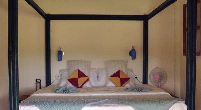 Wildside Villas Otres - シアヌークビル - 寝室