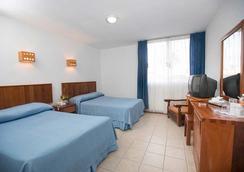 Margaritas Hotel & Tennis Club - マサトラン - 寝室
