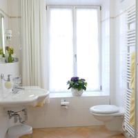 ホテル アン デア オーパ Bathroom Deluxe room