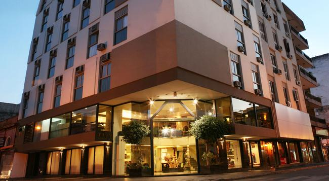 Provincial Plaza Hotel - サルタ - 建物