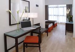 Hotel Pelinor - サンタクルス・デ・テネリフェ - 寝室