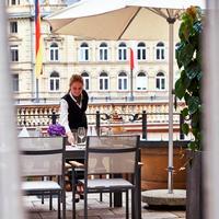 シュタイゲンベルガー フランクフルター ホフ Balcony