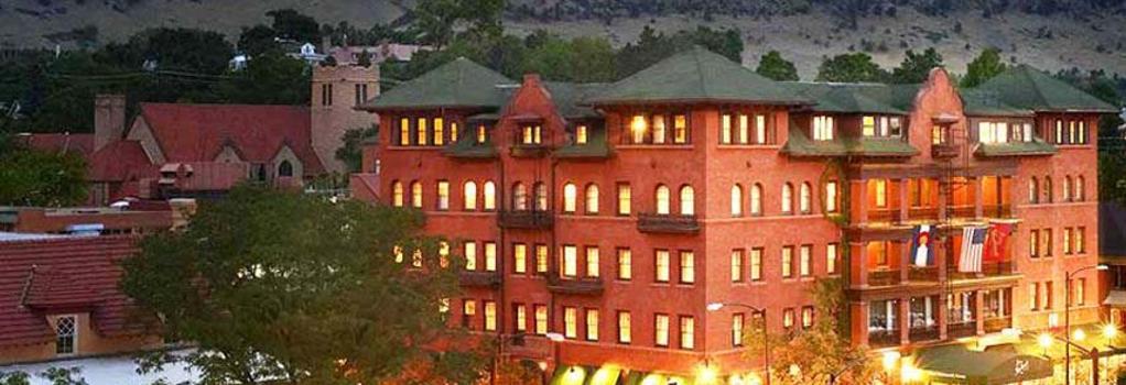 ホテル ボルダーラド - ボルダー - 建物