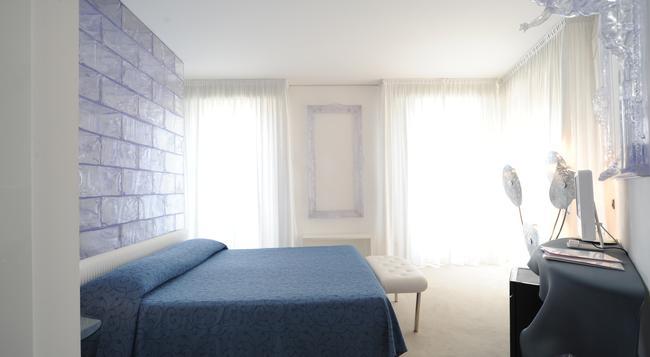 Hotel Delle Nazioni - イェーゾロ - 寝室