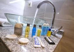 Kugu Residence - イズミール - 浴室