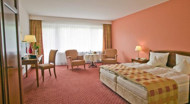Hotel Terra Nova - バイアースブロン - 寝室
