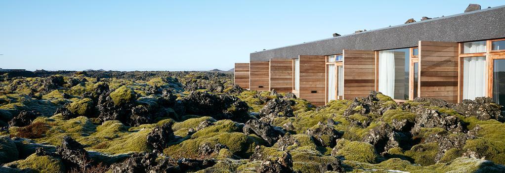 Blue Lagoon Clinic - Grindavik - 建物