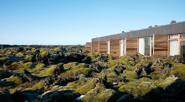 Blue Lagoon - Clinic - Grindavik - 建物