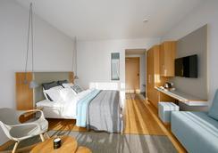 Blue Lagoon Clinic - Grindavik - 寝室
