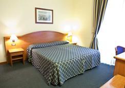 ホテル アマデウス - ローマ - 寝室