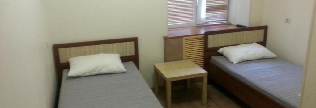 Mini Hotel Sonya on Krasnye vorota - モスクワ - 寝室
