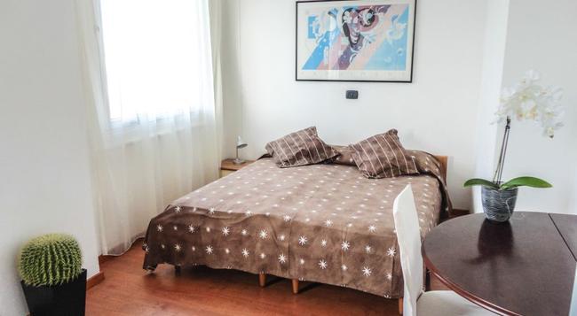 アロッジオ カヴール - フェラーラ - 寝室
