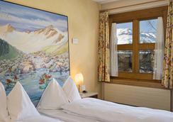 ホテル ガルニ チェーサ ムーリン - ポントレジナ - 寝室