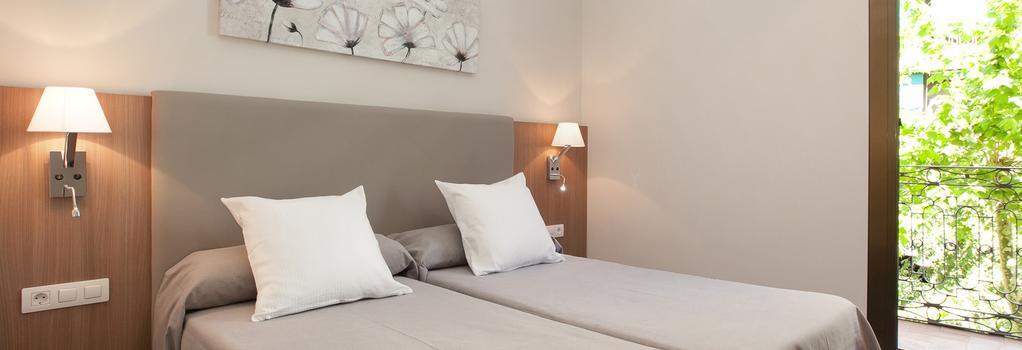 ホスタル セントリック - バルセロナ - 寝室