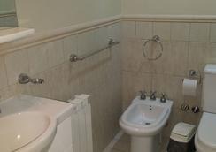 Patagonia Suites & Apart - Trelew - 浴室