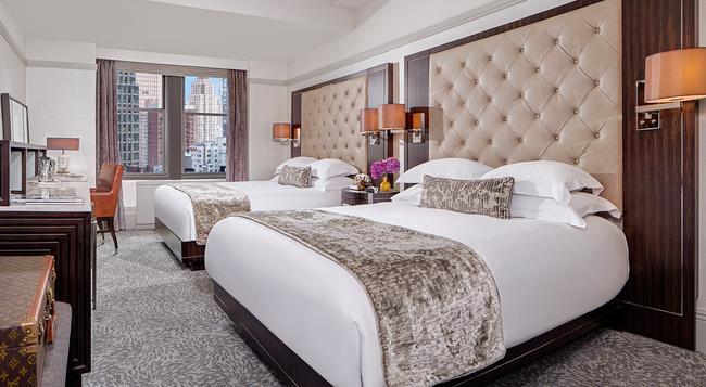 ウェストハウス ホテル ニューヨーク - ニューヨーク - 寝室