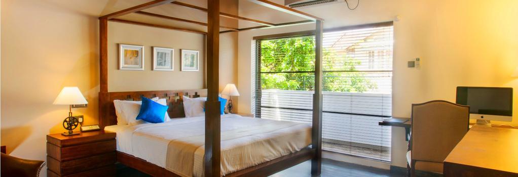 コロンボ コートヤード - コロンボ - 寝室