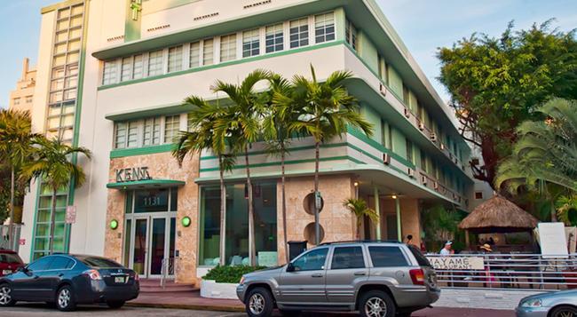 ケント ホテル - マイアミ・ビーチ - 建物