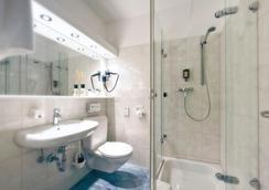 ホテル アーツェンベルグ - シュトゥットガルト - 浴室