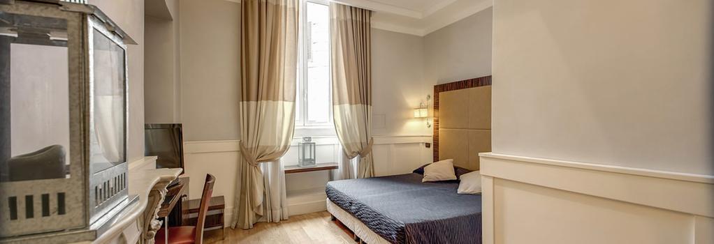 マーカス - ローマ - 寝室