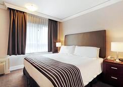 サンドマン ホテル バンクーバー エアポート - リッチモンド - 寝室