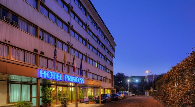 Hotel Princess - ローマ - 建物