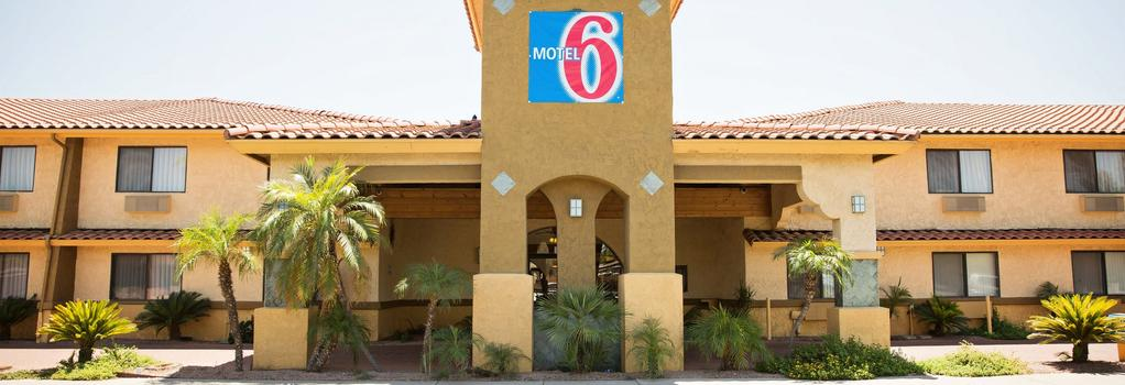 Motel 6 Phoenix - Scottsdale West, AZ - フェニックス - 建物