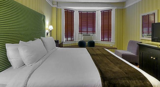 エグゼクティブ ホテル ヴィレッジ コート - サンフランシスコ - 寝室