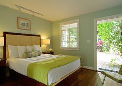 Key Lime Inn - Key West - キー・ウェスト - 寝室